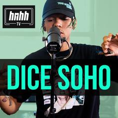 Dice SoHo Brings His Houston Flavor To His HNHH Freestyle Session