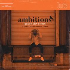 "Lute Recruits Deniro Farrar & Cyanca For ""Ambitions (Queen City Remix)"""