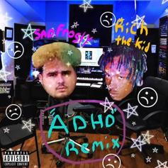 """Rich The Kid Hops On Sad Frosty's """"ADHD Freestyle"""" For The Remix"""