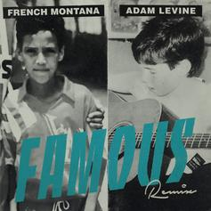 "French Montana Adds Adam Levine To His Latest ""Famous"" Remix"