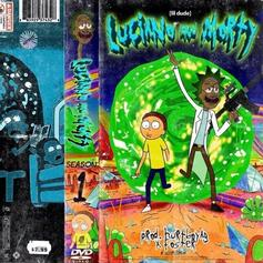 "Lil Dude Flips ""Rick & Morty"" Theme Song For ""Luciano & Morty"""