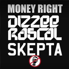 """Dizzee Rascal & Skepta Sign Cheques With Deadpan Faces On """"Money Right"""""""