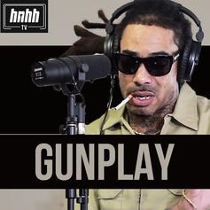 Gunplay Brings That Carol City Flow On His HNHH Freestyle Session