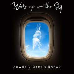 """Gucci Mane, Bruno Mars & Kodak Black Team Up For New Song """"Wake Up In The Sky"""""""