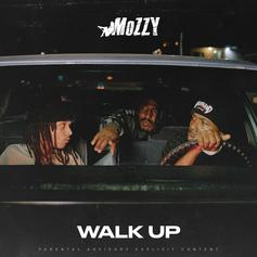 """Mozzy Performs A """"Walk Up"""" In Broad Daylight"""