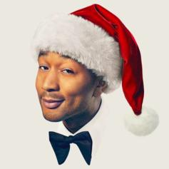 "John Legend Drops Off Original Christmas Song ""Bring Me Love"""