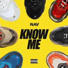 "Nav Hops Off The Learjet To Unload ""Know Me"""