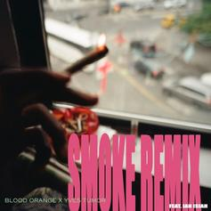 "Blood Orange Tributes Mac Miller With ""Smoke (Remix)"""