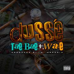 "Wale & Tae Bae Bust Out The ""D'Usse"" & Catch A Vibe On Their New Collab"