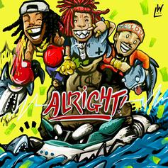 "Wiz Khalifa Comes Through With ""Alright"" Feauring Trippie Redd & Preme"