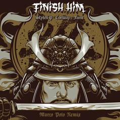 "Styles P, Conway, Lil Fame Connect With Planit Hank On ""Finish Him (Marco Polo Remix)"""