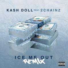 """2 Chainz Jumps On The Remix To Kash Doll's """"Ice Me Out"""""""