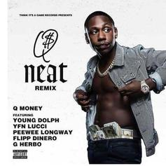 "Q Money Taps Young Dolph, YFN Lucci & More On The ""Neat"" Remix"