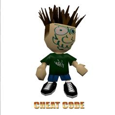 """Wiki Hits R1, Circle, Square, Up, Down, & Triangle On """"Cheat Code"""""""