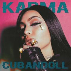 "Cuban Doll Drops Off ""Karma"" Tape Ft. Moneybagg Yo & Ty Dolla $ign"