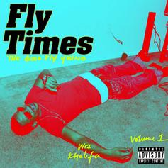 """Wiz Khalifa Drops 4/20 Soundtrack With """"Fly Times, Vol. 1: The Good Fly Young"""""""
