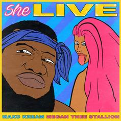 """Maxo Kream And Megan Thee Stallion Go OFF On New Single """"She Live"""""""