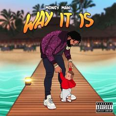 "Money Man Drops Off His New Single ""Way It Is"""