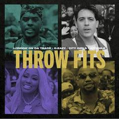 "London On Da Track Taps G-Eazy, City Girls & Juvenile For ""Throw Fits"""