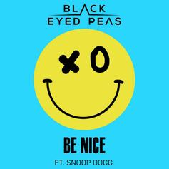 "Black Eyed Peas Tap Snoop Dogg For ""Be Nice"""