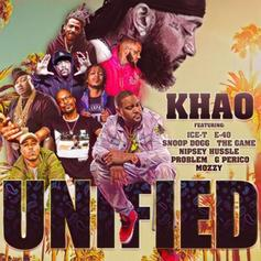 "Khao Recruits Cali's Finest On ""Unified,"" Featuring Nipsey Hussle, The Game, Snoop Dogg & More"