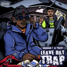 """AJ Tracey Connects With Unknown T """"Leave Dat Trap"""""""