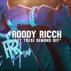 """Roddy Ricch Returns With His Latest Single """"Cut These Demons Off"""""""