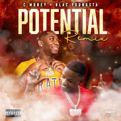 """Blac Youngsta Joins C-Money On """"Potential"""" Remix"""