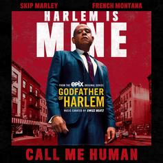 """Skip Marley & French Montana Join Forces For The """"Godfather Of Harlem"""" Soundtrack"""