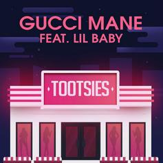 """Gucci Mane Continues """"Woptober 2"""" Roll Out & Calls On Lil Baby For """"Tootsies"""""""