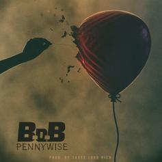 "B.o.B. Gives Us ""Pennywise"" In Time For Halloween"