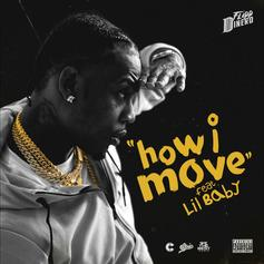 "Flipp Dinero Readies Forthcoming Project By Dropping ""How I Move"" Ft. Lil Baby"