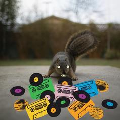 "Evidence Showcases His Beastly Production On ""Squirrel Tape Instrumentals Vol. 1"""