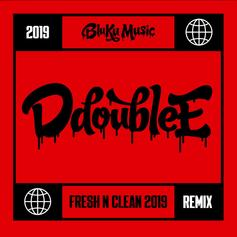 "D Double E Looks Back On The Year On ""Fresh N Clean (Silence the Critics) [2019 Remix]"""