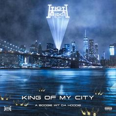 """A Boogie Wit Da Hoodie Brags About Being """"King Of My City"""""""