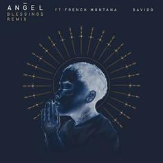 """French Montana & Davido Team Up With Angel On """"Blessings"""" Remix"""