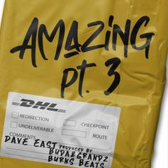 """Dave East Is Pure Bars On """"Amazing Pt. 3"""""""