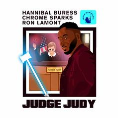 "Hannibal Buress Pays Homage To His Favourite TV Personality On ""Judge Judy"""