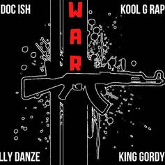 "Kool G Rap, M.O.P's Billy Danze & King Gordy Join Forces On ""War"""