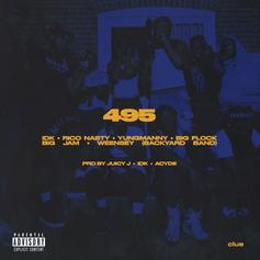 """IDK, YungManny, Rico Nasty & More Line Posse Cut """"495"""""""