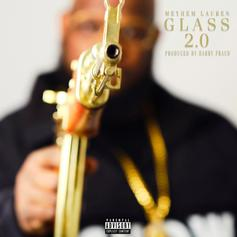 "Meyhem Lauren & Harry Fraud Link Up On ""Glass 2.0"""