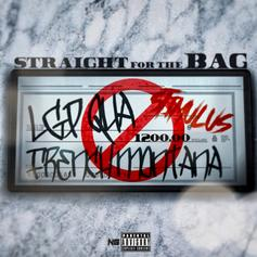 "French Montana & LGP Qua Tap Harry Fraud For ""Straight For The Bag"""