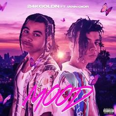 """24kGoldn & iann dior Link Up For Some Summer Vibes On """"Mood"""""""