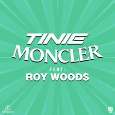 "Tinie Tempah Is Joined By Roy Wood$ On The Remix To ""Moncler"""