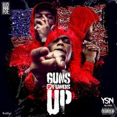 """Lud Foe Has His """"Guns Up Funds Up"""" With New Album"""