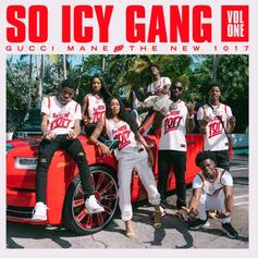 "Gucci Mane Drops ""So Icy Gang Vol. 1"" Ft. Mulatto, Pooh Shiesty, Key Glock, Tay Keith"