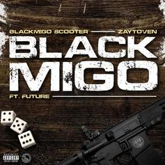 "Young Scooter & Zaytoven Grab Future For New Single ""Black Migo"""