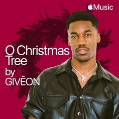 """Giveon Releases Apple Music Exclusive """"O Christmas Tree"""""""