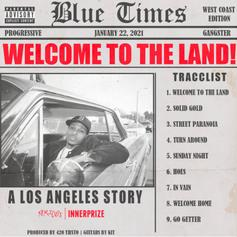 """G Perico Drops Off New Project """"Welcome To The Land"""""""