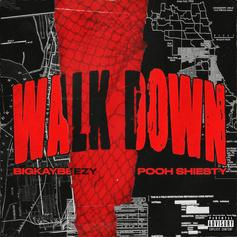 """Pooh Shiesty Co-Signs BigKayBeezy On """"Walk Down"""""""